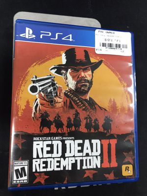 Red Dead Redemption 2 for Sale in Culver City, CA