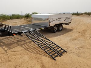 Forest River Off Road Popup/Toy Hauler for Sale in Goodyear, AZ