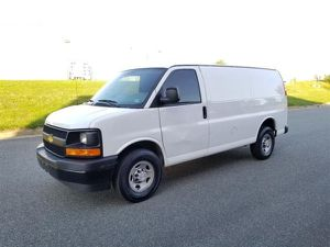 2009 Chevy Express 2500...78k original miles one owner for Sale in Hollywood, FL