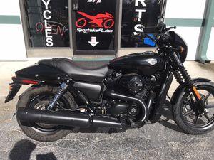 2015 Harley-Davidson XG 500 for Sale in Poinciana, FL