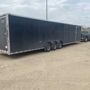 Enclosed Trailer de 34 X 8.5 for Sale in Mesquite, TX