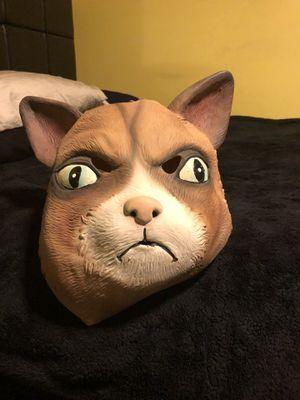 Strange cat mask for Sale in Atlanta, GA