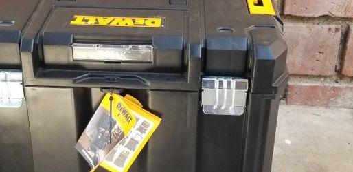 dewalt tool box 12x12 for Sale in Westminster,  CA