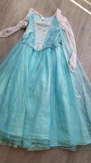 Disney Dress - Elsa dress - frozen for Sale in Miami, FL