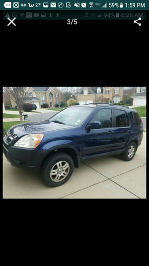 Honda CRV 2004 Good Condition. for Sale in Somerset, PA