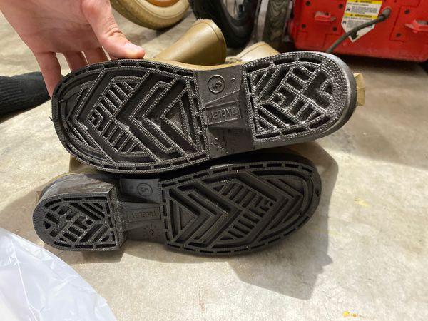 Steel Toe Rubber Boots