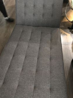 grey chaise for Sale in Puyallup,  WA