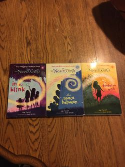 Never girls book set (1 2 3) for Sale in San Angelo,  TX