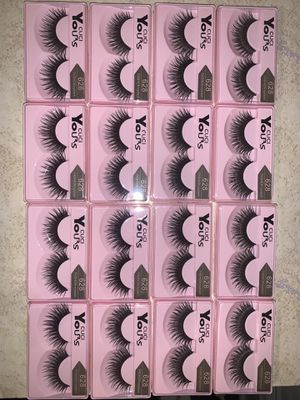 16 pairs of eyelashes for Sale in Stockton, CA