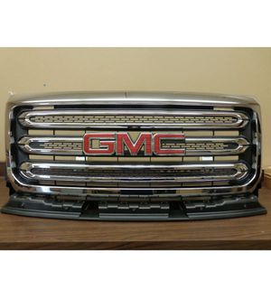 2015-2020 GMC Canyon OEM Front Chrome Grille Chrome NEW for Sale in Salinas, CA