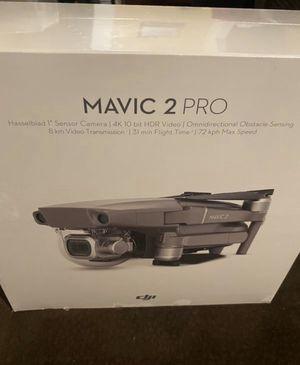 Mavic 2 pro (new) for Sale in San Diego, CA