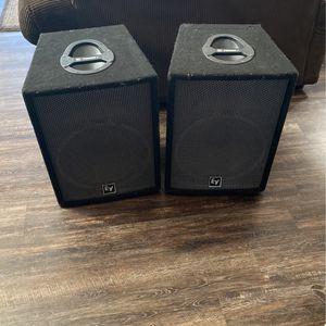 Ev 15's Dj Speakers for Sale in Philadelphia, PA