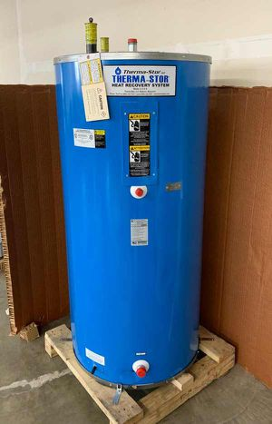 BRAND NEW THERMA-STOR WATER HEATER WITH WARRANTY 114 gallons X 2LT for Sale in Monrovia, CA