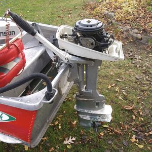 4 HP Johnson for Sale in Howell, MI
