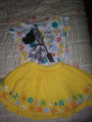 Moana toddler girl for Sale in Dallas, TX