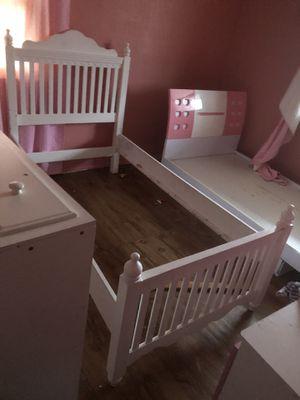 2 bed frames kids for Sale in Allentown, PA