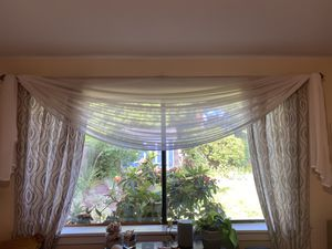 Grey World Market Drapes for Sale in Woodway, WA
