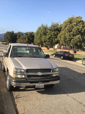 2004 Chevy Silverado 4.3 for Sale in Beaumont, CA