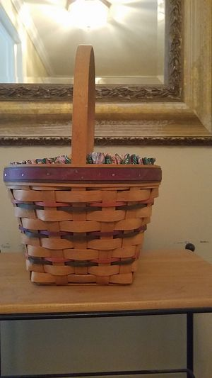 1996 Longaberger Easter Basket for Sale in North Wales, PA