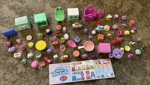 Huge 70+ Lot of Shopkins Rare Included for Sale in Cresson, PA