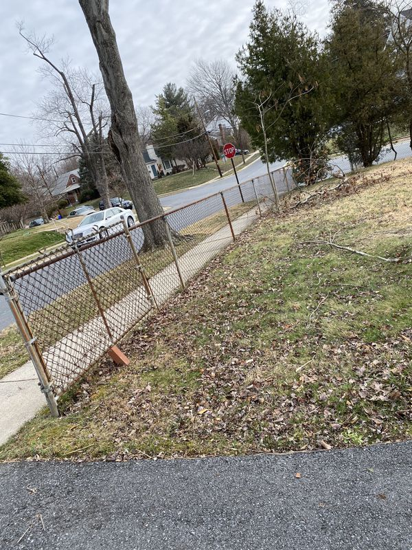Fence poles need to be removed. Please send me quote, about 18 of them