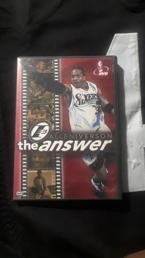 Allen Iverson Basketball Movie Highlights for Sale in Tampa, FL