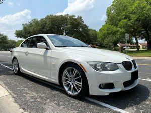 2011 BMW 3 SERIES 2DR CABRIOLET 335i (107k miles) for Sale in San Antonio, TX
