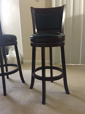 Mainstays Bar chair pair for Sale in San Jose, CA