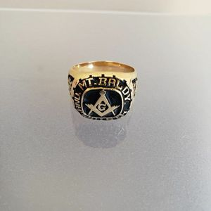 Solid 14k Gold Masonic Ring for Sale in Redlands, CA