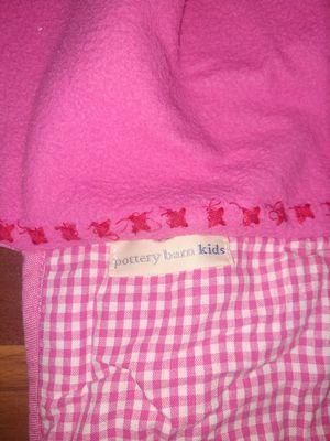 Pottery Barn Kids blanket/pad for Sale in Lakeside, AZ