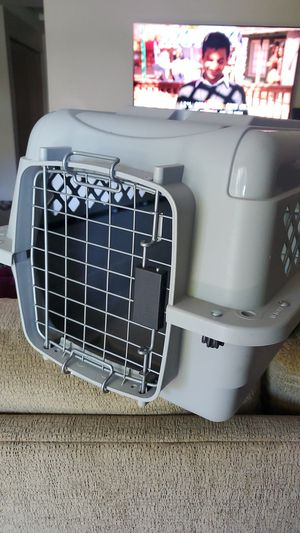 Travel dog/cat kennel for Sale in Hillsboro, OR