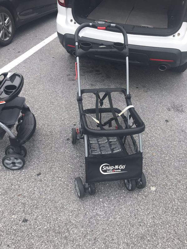 Snap n go stroller used good condition