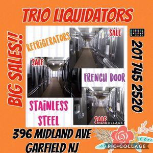 Refrigerators BIG SALE !! for Sale in Garfield, NJ