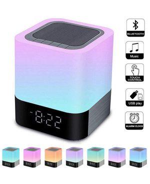 New Night Light Bluetooth Speaker for Sale in Hacienda Heights, CA