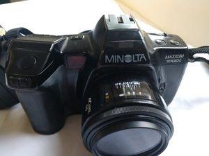 Minolta Maxxum, 50mm Sony lens for Sale in Seattle, WA