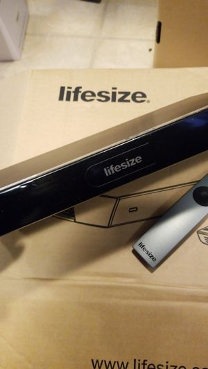 LifeSize Icon 600 Video Conference Equipment for Sale in Glenview, IL