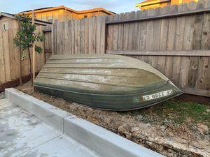 1966 aluminum boat for Sale in Sacramento, CA