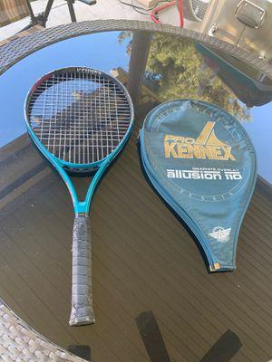 Pro kennex allusion 110 tennis racket for Sale in Clovis, CA
