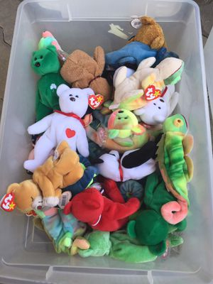 Beanie Babies for Sale in Brentwood, CA