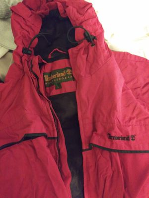 Timberland Windbreaker Jacket for Sale in Germantown, MD