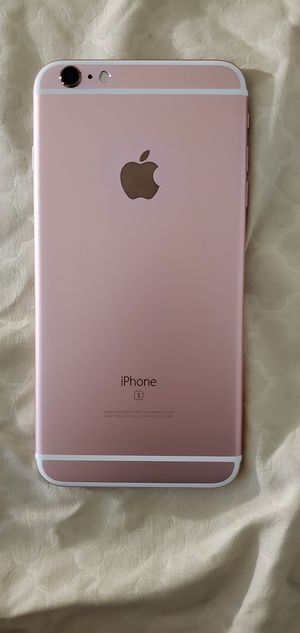 iPhone 6S Plus UNLOCKED for Sale in Aspen Hill, MD