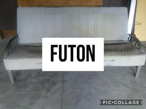 Queen metal futon for Sale in Montverde, FL