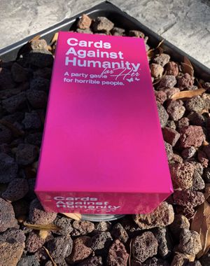 NEW Cards against humanity base set PINK BOX EDITION for Sale in Johnson City, TN