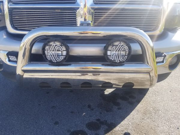 KC fog lights (Round Lights and covers Only)