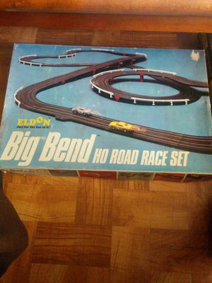 Eldon H.O. slot car set from 1970 for Sale for sale  Brooklyn, NY