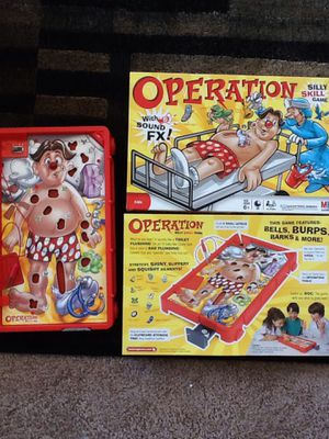USED: Operation Game for Sale in Chippewa Falls, WI