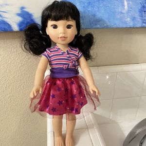 American Girl WellieWishers Emerson Doll for Sale in Ladera Ranch, CA
