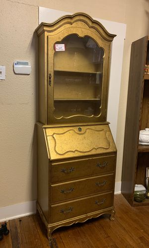 Secretary desk reduced price! $150 price is firm! for Sale in San Antonio, TX