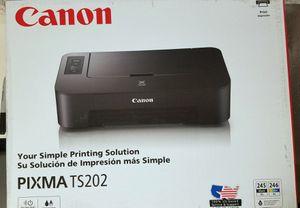 Cannon Printer for Sale in Santa Maria, CA