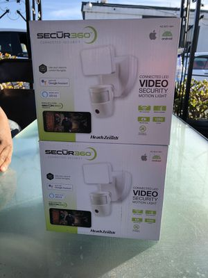 Secur360 security camera $150 each obo for Sale in Oakland, CA